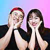 Malaysian Korean Couple
