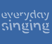 Everyday Singing