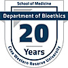CWRU Department of Bioethics