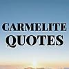 Carmelite Quotes