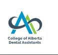 College of Alberta Dental Assistants