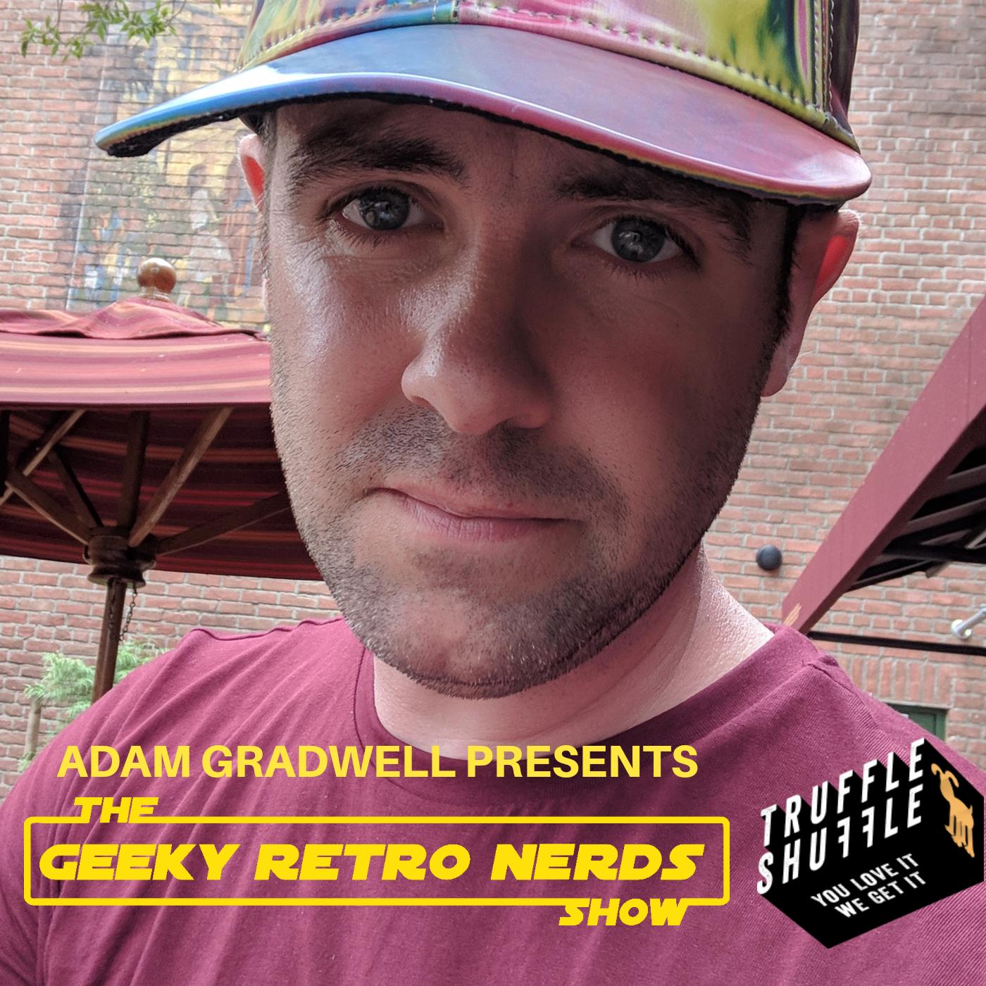 Geeky Retro Nerds Show | Pop Culture Podcast