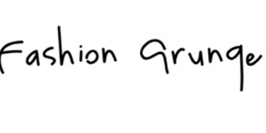 Fashion Grunge Podcast