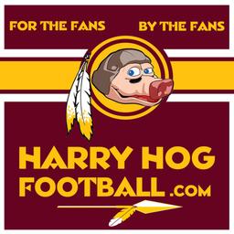 Harry Hog Football | The Original Washington Redskins Fan Podcast
