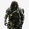 Call of duty warzone player