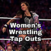 WWE Womens Taps Out