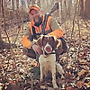 A Man and His Bird Dog | Blog