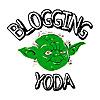 Blogging Yoda