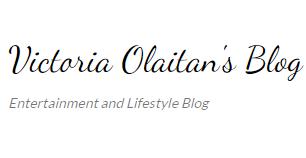 Victoria Olaitan's Blog