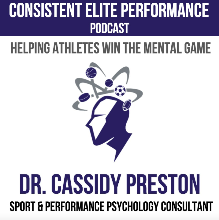 The Consistent Elite Performance Podcast