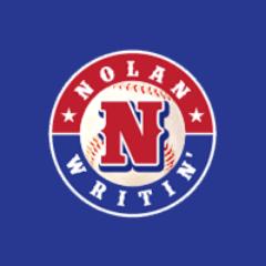 Nolan Writin' | A Texas Rangers Fan Site