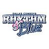 Dallas Cowboys Rhythm and Blue