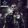 Dallas Cowboys Blacked Out