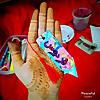 Creative Mehedi Art By Raisa