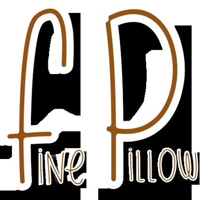 The Fine Pillow Blog