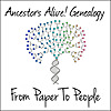 Ancestors Alive! Genealogy