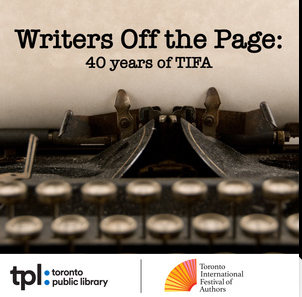 Writers Off the Page   40 Years of TIFA