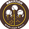 Gaslamp Ball | For San Diego Padres Fans