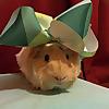 Moxie The Guinea Pig