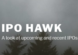 IPO Hawk | A look at upcoming and recent IPOs