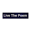 Live The Poem