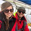 Sailing Avocet