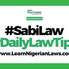 Learn Nigerian Laws