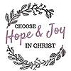 Hope Joy in Christ