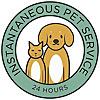 Instantaneous Pet Service