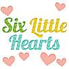 Six Little Hearts