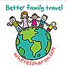 Where's Sharon?   Family Travel Blog