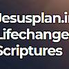 Jesusplan.in Lifechanger Scriptures