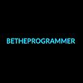 BeTheProgrammer