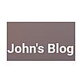 John's Blog