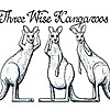 Three Wise Kangaroos