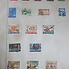 Vikrams stamp collection