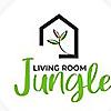 Living Room Jungle | Indoor Gardening Blog