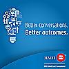 Better conversations. Better outcomes