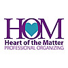 Heart of The Matter Professional Organizing Podcast