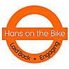 Hans on the Bike