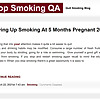 Stop Smoking QA