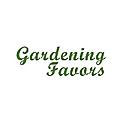 Gardening Favors