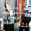 Rules For When Moving To A New State