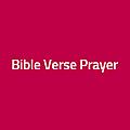 Bible Verse Prayer