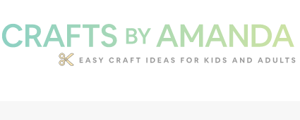 Crafts by Amanda | Easy craft ideas for kids and adults