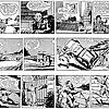 Old Comics world