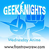 GeekNights Wednesdays: Anime Manga Comics
